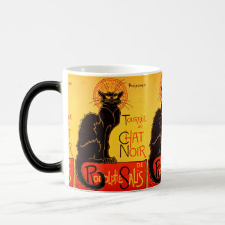 Tournée du Chat Noir - Vintage Poster Magic Mug