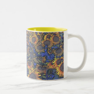 tournesol Two-Tone coffee mug