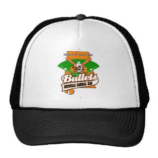 Tourney Logo White Cap/logo Trucker Hat