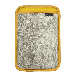 Tournus, Lonsle Saunier iPad Mini Sleeves