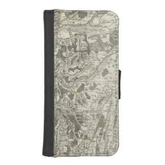 Tournus, Lonsle Saunier iPhone 5 Wallet Cases