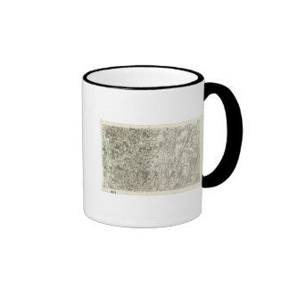 Tournus, Lonsle Saunier Tazas De Café