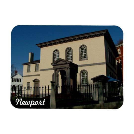 Touro Synagogue Magnet