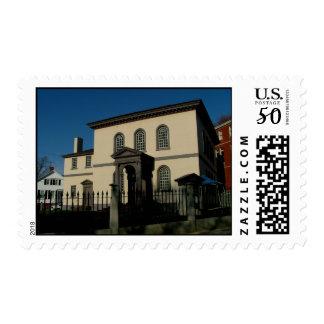 Touro Synagogue Postage