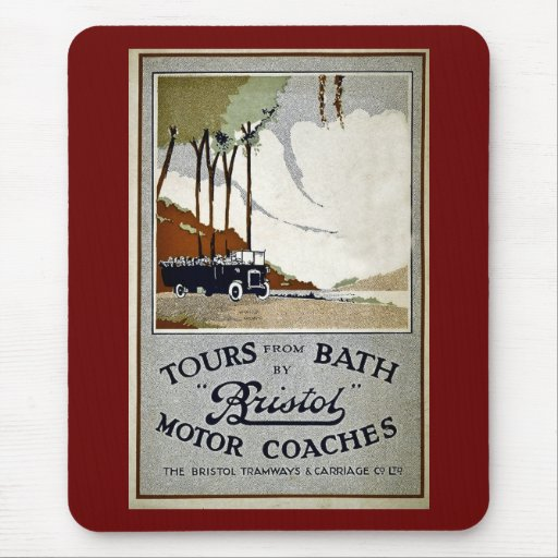 Tours from Bath by Bristol Mousepads