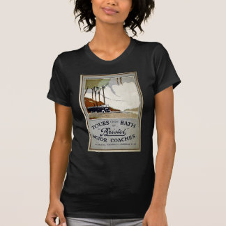 Tours from Bath by Bristol T Shirt