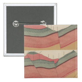 Tourtelotte Park Mining District Sheet 2 Pinback Button