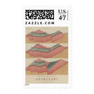 Tourtelotte Park Mining District Sheet 2 Postage Stamp