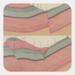 Tourtelotte Park Mining District Sheet 2 Square Sticker