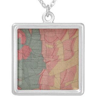 Tourtelotte Park Special Silver Plated Necklace