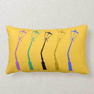 """""""Tous Exceptionnels"""" Unique French Vintage Yellow Pillows"""