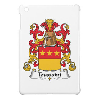 Toussaint Family Crest Cover For The iPad Mini