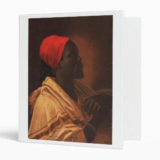 Toussaint L'Ouverture by George DeBaptiste (1870) Binder