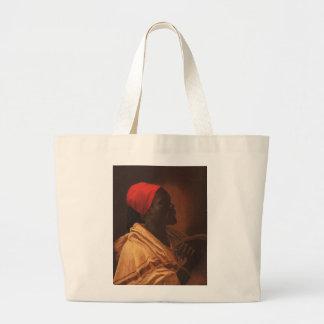 Toussaint L'Ouverture by George DeBaptiste (1870) Large Tote Bag