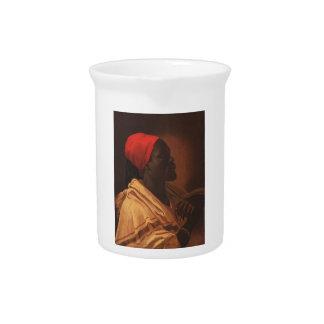 Toussaint L'Ouverture by George DeBaptiste (1870) Pitchers