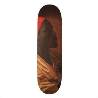 Toussaint L'Ouverture by George DeBaptiste (1870) Skateboard