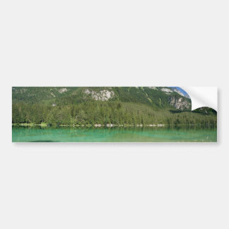Tovel lake bumper sticker