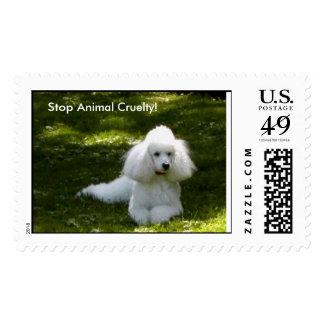 TOVj_1, Stop Animal Cruelty! Postage