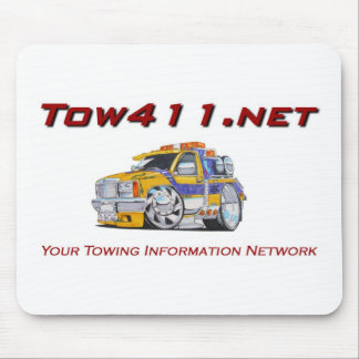 Tow411 Net Mouse Pad