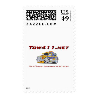 Tow411.Net Postage Stamp