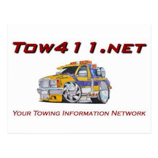 Tow411.Net Postcard