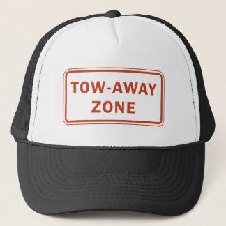 Tow-Away Zone Trucker Hat