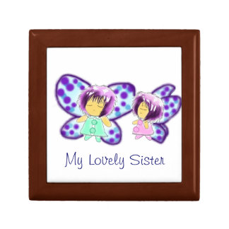 Tow Lovely Sisters Gift Box