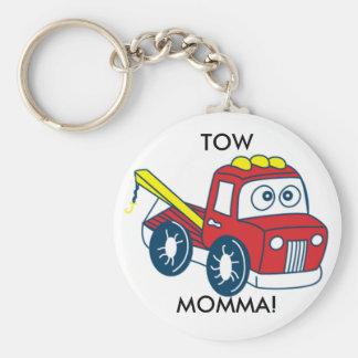 TOW MOMMA KEYCHAIN
