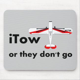 Tow Pilot item Mouse Pad