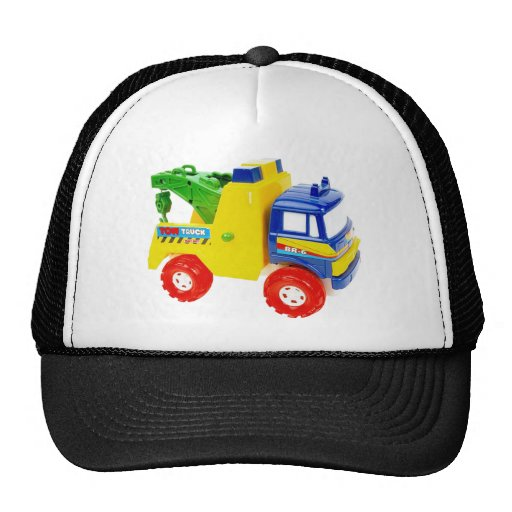 Tow toy trucker hat