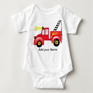 "Tow Truck ""add your own name"" Shirt"