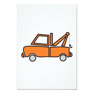 Tow Truck Card