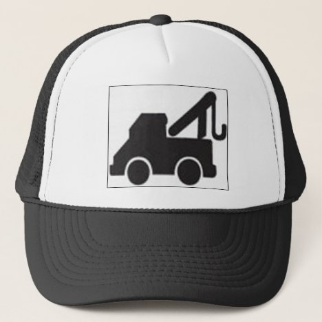 Tow Truck Hat