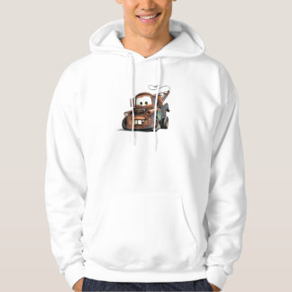 Tow Truck Mater Smiling Disney Hoodie