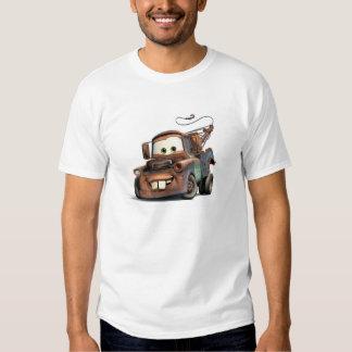 Tow Truck Mater Smiling Disney Shirt