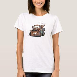 Tow Truck Mater Smiling Disney T-Shirt