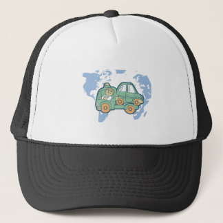 Tow Truck T-shirts and Gifts Trucker Hat