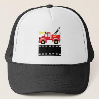 Tow Truck Trucker Hat