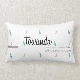 Towanda cushion