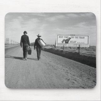 Toward L.A. - 1937 Mouse Pad