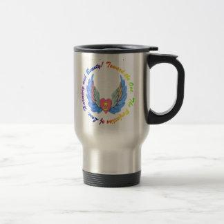 Toward The One Travel Mug