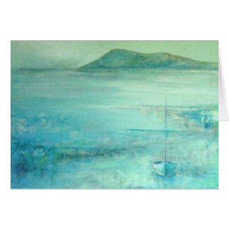 Towards Samson Hill, Isles of Scilly Card