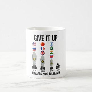 Towards Zero Tolerance 2030 Coffee Mug