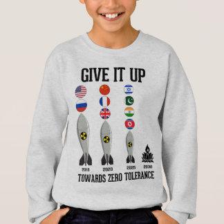 Towards Zero Tolerance 2030 Sweatshirt