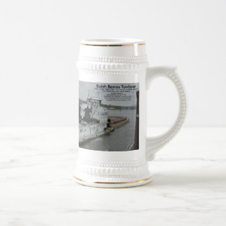 Towboat Butch Barras Beer Stein