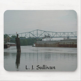 Towboats Mouse Pad