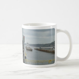 Towboats on the Mississippi Coffee Mug