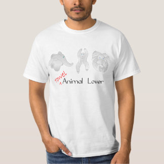 Towel Animal Lover T-Shirt