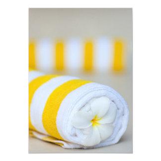 Towel Card