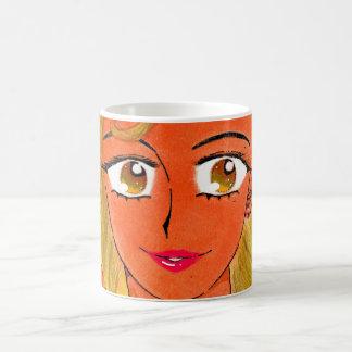 Towel Channels Branigan–in a COFFEE MUG! Coffee Mug